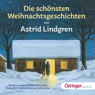 Astrid Lindgren: Die schönsten Weihnachtsgeschichten