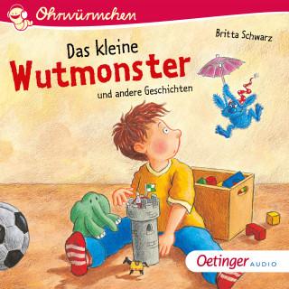 Britta Schwarz, Antje Bohnstadt, Johanna Lindemann: Das kleine Wutmonster und andere Geschichten