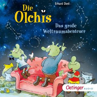 Erhard Dietl: Die Olchis. Das große Weltraumabenteuer