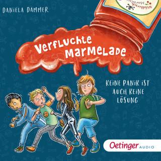 Daniela Dammer: Verfluchte Marmelade. Keine Panik ist auch keine Lösung