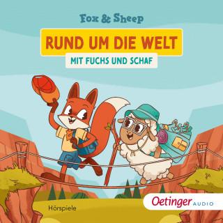 Fox and Sheep: Rund um die Welt mit Fuchs und Schaf