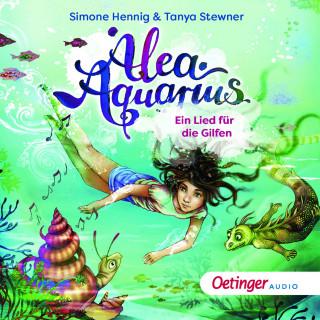 Tanya Stewner, Simone Henning: Alea Aquarius. Ein Lied für die Gilfen