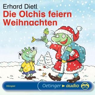 Erhard Dietl: Die Olchis feiern Weihnachten