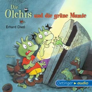 Erhard Dietl: Die Olchis und die grüne Mumie