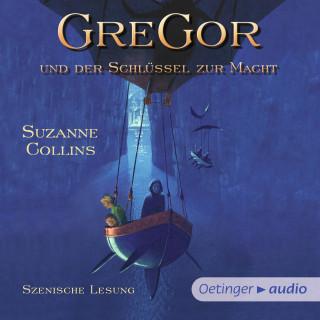Suzanne Collins: Gregor und der Schlüssel zur Macht