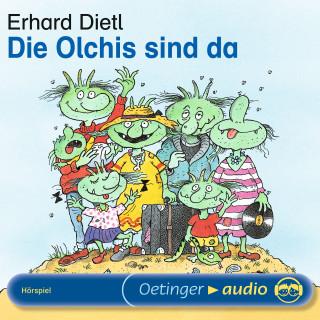 Erhard Dietl: Die Olchis sind da