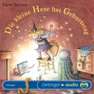 Lieve Baeten: Die kleine Hexe hat Geburtstag