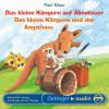 Paul Maar: Das kleine Känguru auf Abenteuer / Das kleine Känguru und der Angsthase