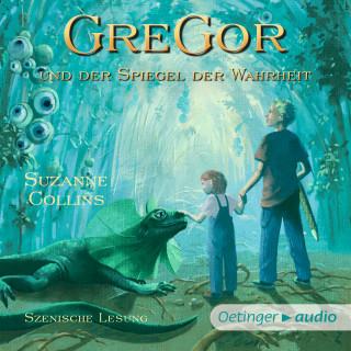 Suzanne Collins: Gregor und der Spiegel der Wahrheit