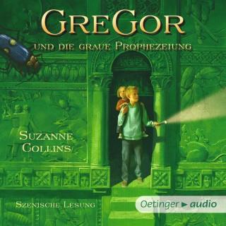 Suzanne Collins: Gregor und die graue Prophezeiung