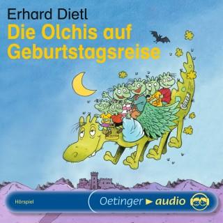 Erhard Dietl: Die Olchis auf Geburtstagsreise