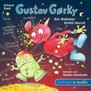 Erhard Dietl: Gustav Gorky - ein Roboter dreht durch