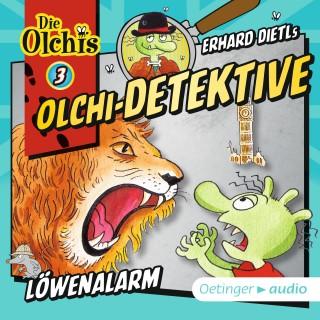 Barbara Iland-Olschewski: Olchi-Detektive 3. Löwenalarm