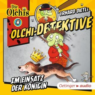 Barbara Iland-Olschewski: Olchi-Detektive 4. Im Einsatz der Königin