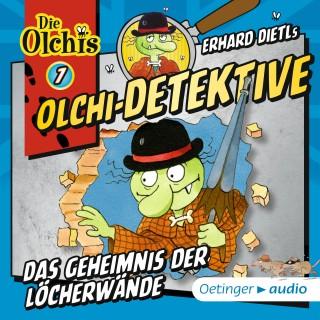 Barbara Iland-Olschewski: Olchi-Detektive 7. Das Geheimnis der Löcherwände