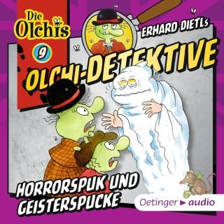 Barbara Iland-Olschewski: Olchi-Detektive 9. Horrorspuk und Geisterspucke