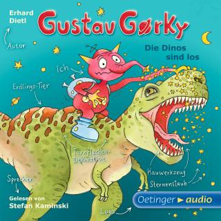 Erhard Dietl: Gustav Gorky - Die Dinos sind los