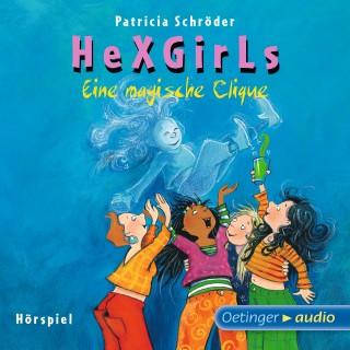 Patricia Schröder: Hexgirls - Eine magische Clique
