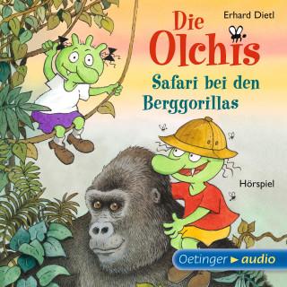 Erhard Dietl: Die Olchis. Safari bei den Berggorillas