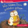 Susanne Lütje, Anne-Kristin zur Brügge, Paul Maar, Hans-Christian Schmidt: OHRWÜRMCHEN Wie kleine Tiere schlafen gehen
