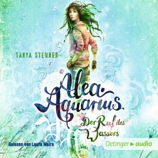 Tanya Stewner: Alea Aquarius 1. Der Ruf des Wassers
