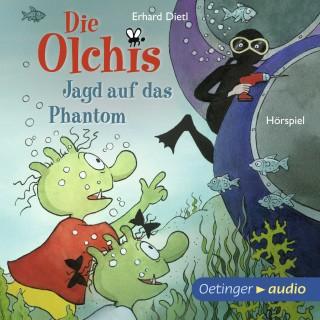 Erhard Dietl: Die Olchis. Jagd auf das Phantom