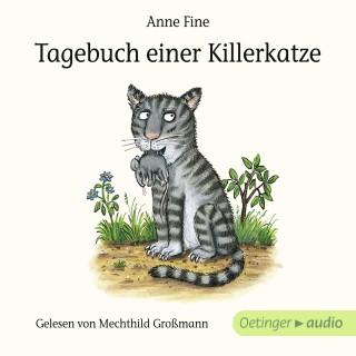 Anne Fine: Tagebuch einer Killerkatze