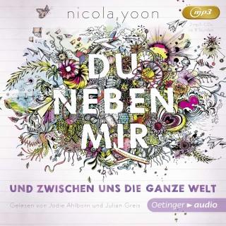 Nicola Yoon: Du neben mir und zwischen uns die ganze Welt