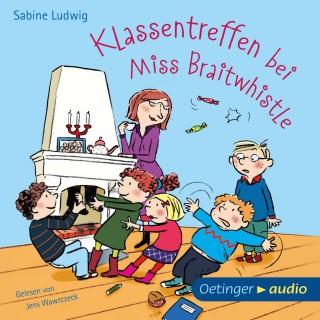 Sabine Ludwig: Klassentreffen bei Miss Braitwhistle