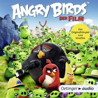 Jon Vitti: Angry Birds - Der Film