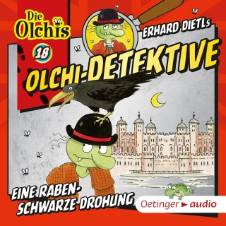 Erhard Dietl, Barbara Iland-Olschewski: Olchi-Detektive 18. Eine rabenschwarze Drohung