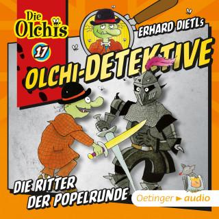 Erhard Dietl, Barbara Iland-Olschewski: Olchi-Detektive 17. Die Ritter der Popelrunde