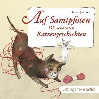 Heinz Janisch: Auf Samtpfoten. Die schönsten Katzengeschichten