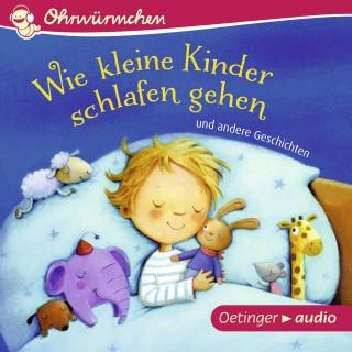 Anne-Kristin zur Brügge, Hans-Christian Schmidt, Anne Steinwart: Wie kleine Kinder schlafen gehen und andere Geschichten