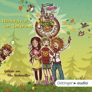 Nina Weger: Club der Heldinnen