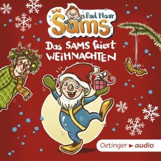 Paul Maar: Das Sams feiert Weihnachten