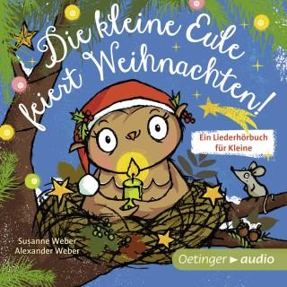 Susanne Weber: Die kleine Eule feiert Weihnachten