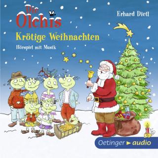 Erhard Dietl: Die Olchis. Krötige Weihnachten