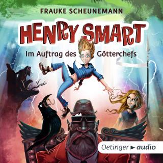 Frauke Scheunemann: Henry Smart. Im Auftrag des Götterchefs