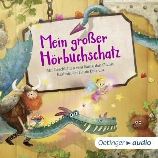 Paul Maar: Mein großer Hörbuchschatz