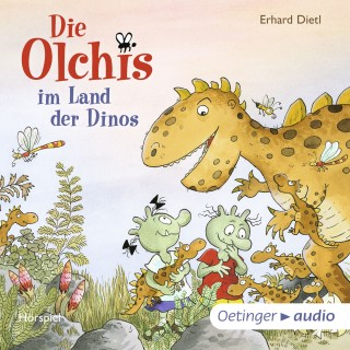 Erhard Dietl: Die Olchis im Land der Dinos