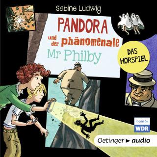 Sabine Ludwig: Pandora und der phänomenale Mr Philby