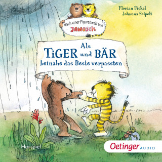 Florian Fickel: Als Tiger und Bär beinahe das Beste verpassten