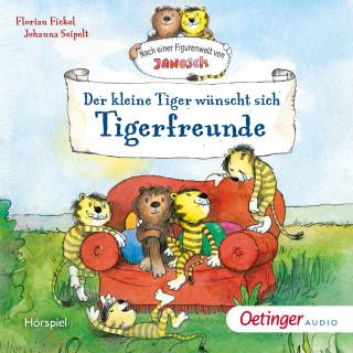 Florian Fickel: Der kleine Tiger wünscht sich Tigerfreunde
