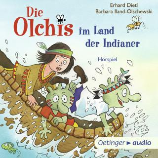 Erhard Dietl, Barbara Iland-Olschewski: Die Olchis im Land der Indianer