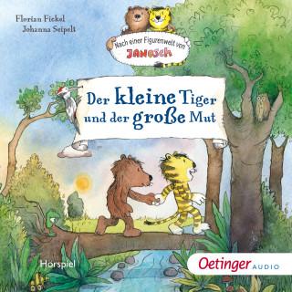 Florian Fickel: Der kleine Tiger und der große Mut