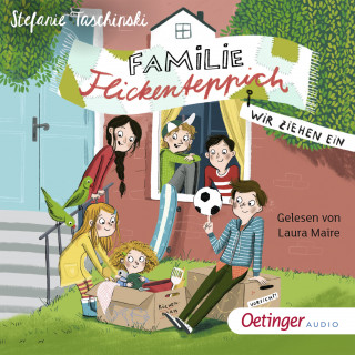 Stefanie Taschinski: Familie Flickenteppich