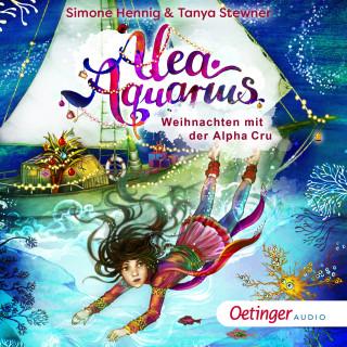 Tanya Stewner, Simone Hennig: Alea Aquarius. Weihnachten mit der Alpha Cru