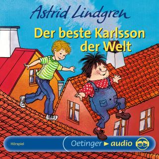Astrid Lindgren: Der beste Karlsson der Welt