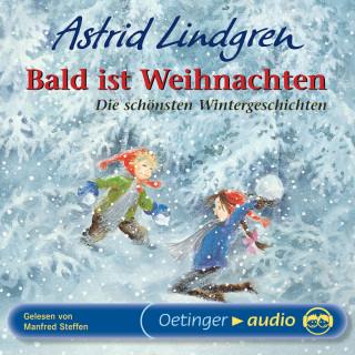 Astrid Lindgren: Bald ist Weihnachten